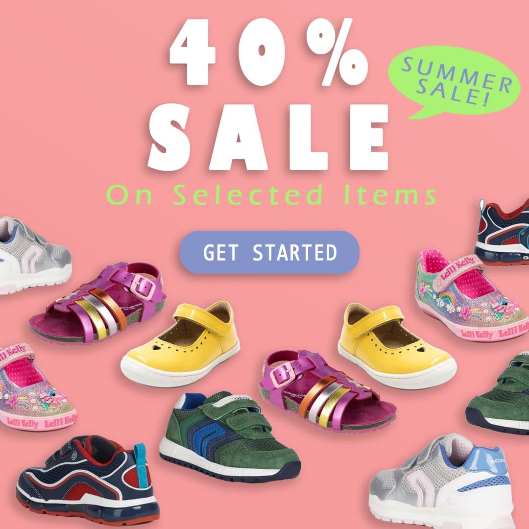 40% Mega Sale