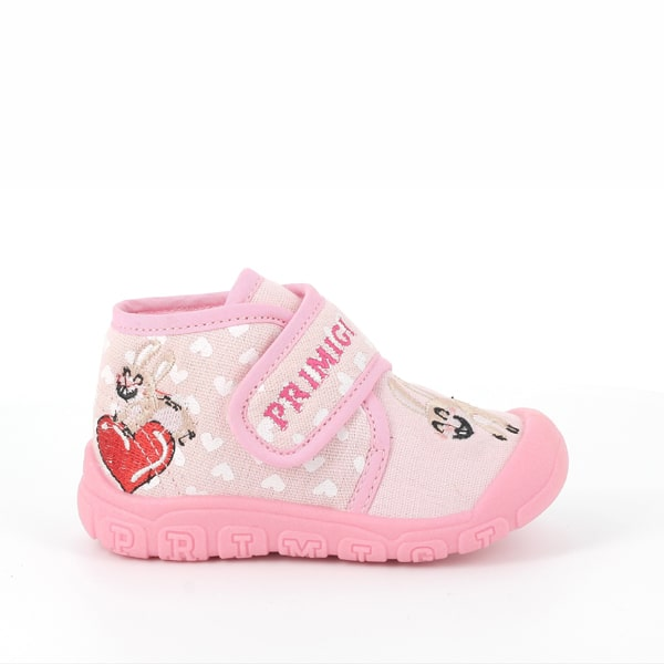 Baby Pink Slipper Primigi