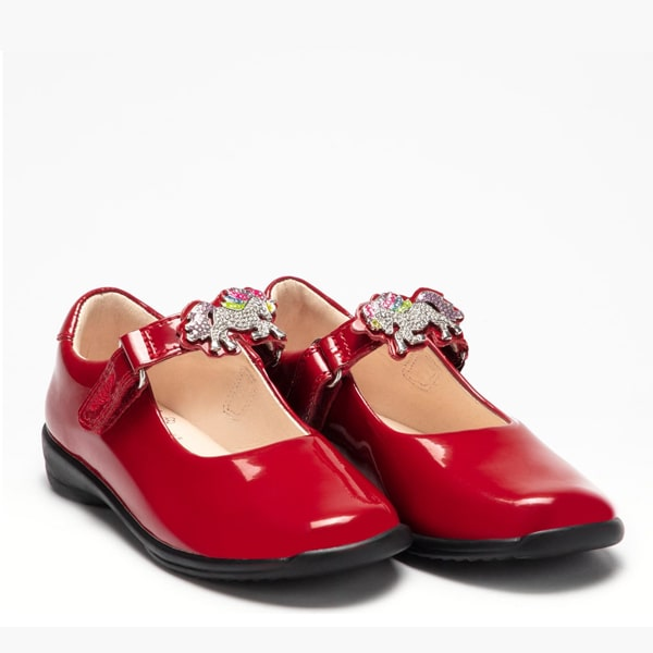 Blossom Red Patent Lelli Kelly