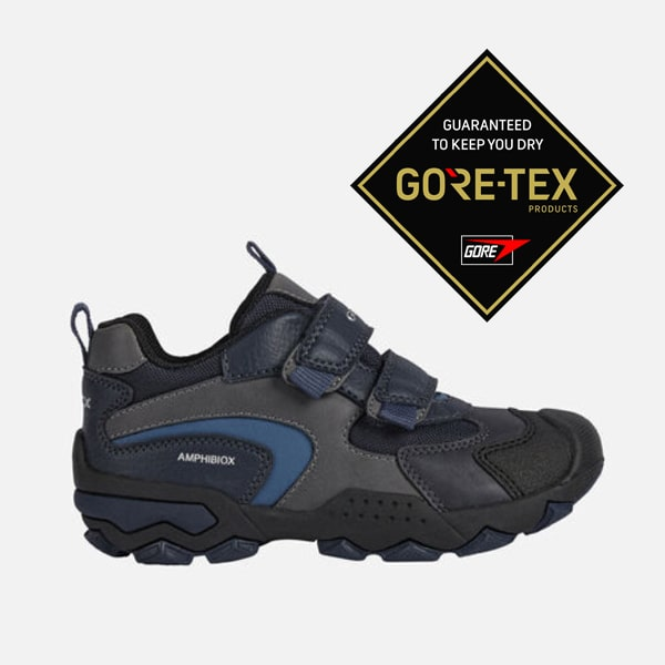 Buller Navy/Blue Gortex Geox