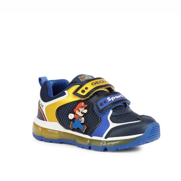 Mario Royal/Yellow Geox