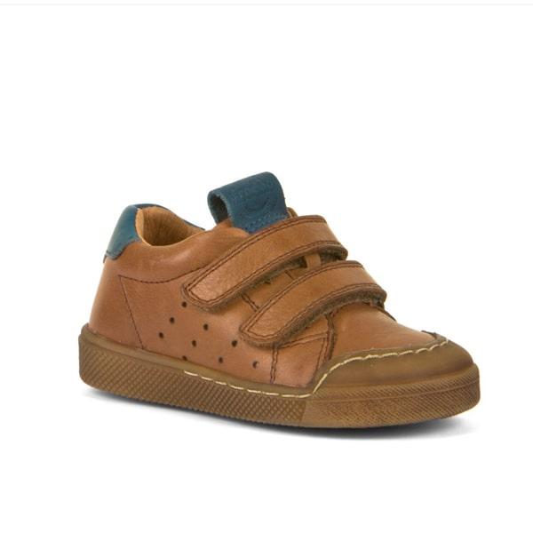 Cognac Leather Shoe Froodo