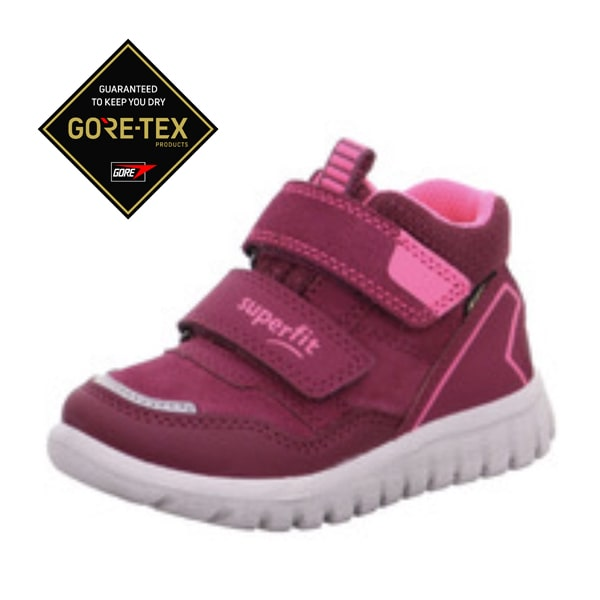 Sports7 Red/Pink Superfit