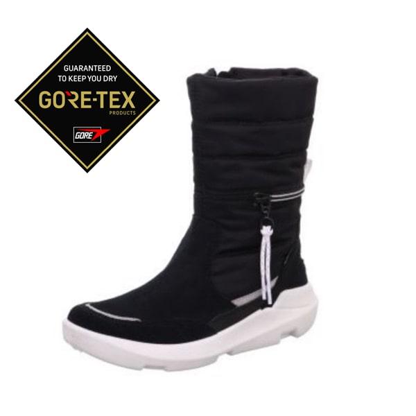 Black Gortex Boot Superfit