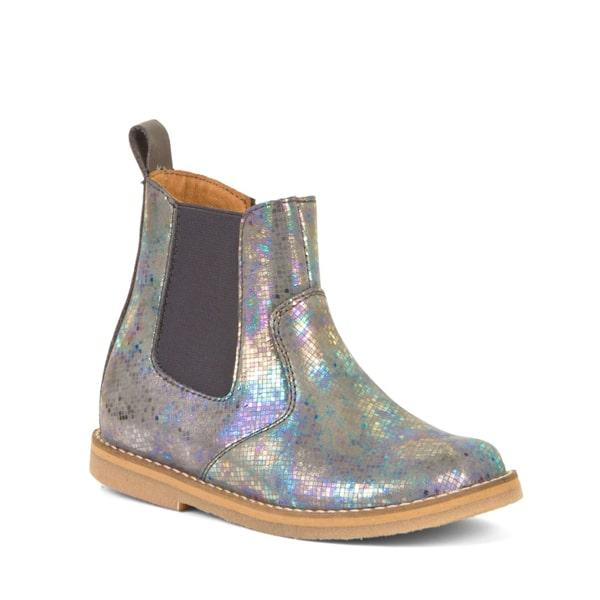 Grey Silver Chelsea Boot Froddo