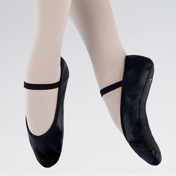 Black Ballet Pumps