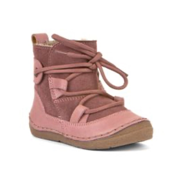 Pink Leather Boot Froddo
