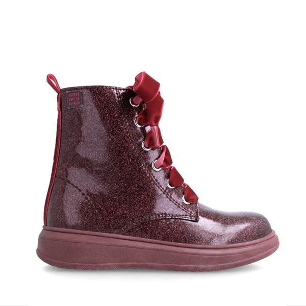 Cherry Glitter Boot Agatha