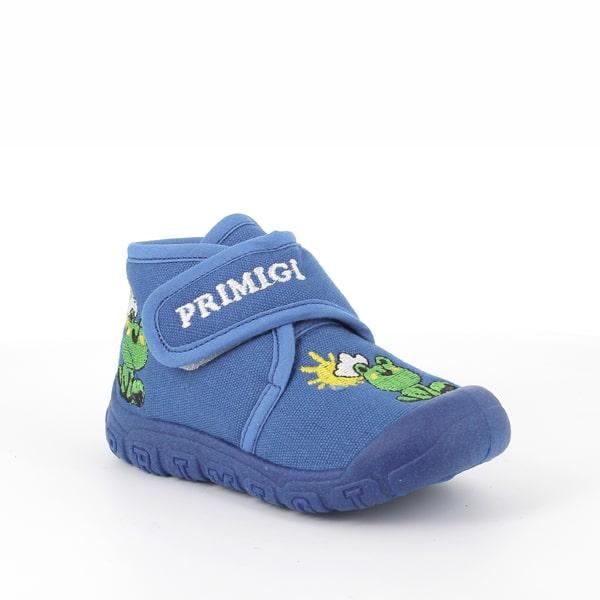 Baby Royal Blue Slipper Primigi