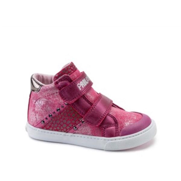 Pink High Top Pablosky