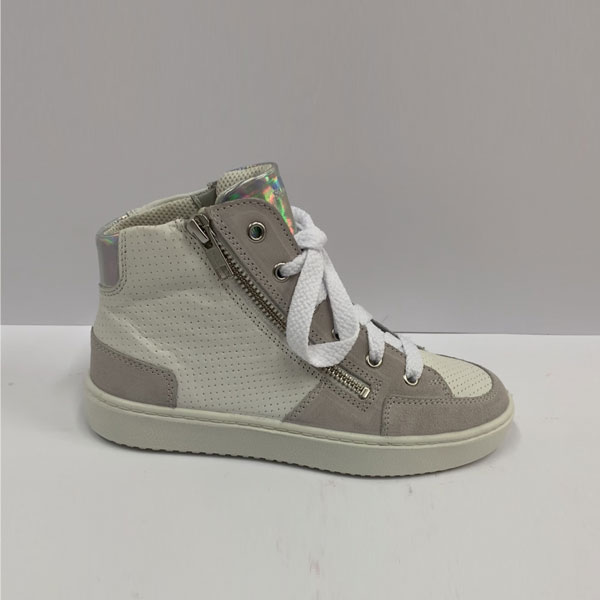 Off White High Top Superfit