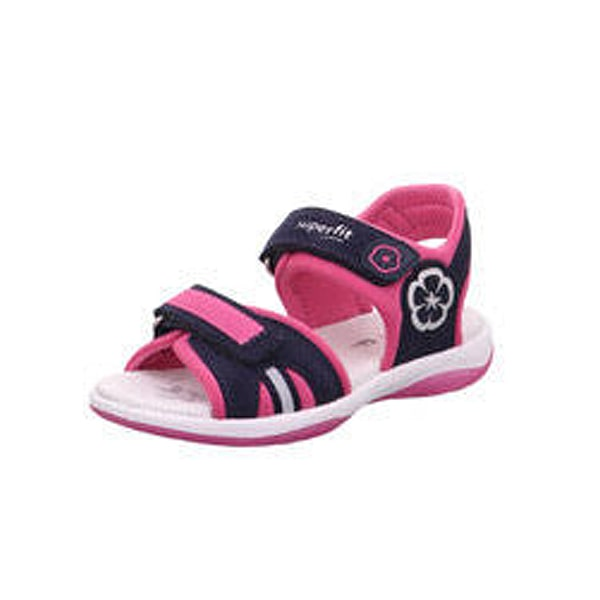Casual Navy Pink Sandal Superfit