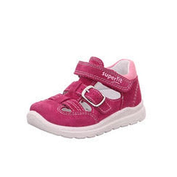 Pink Closed Toe Superfit
