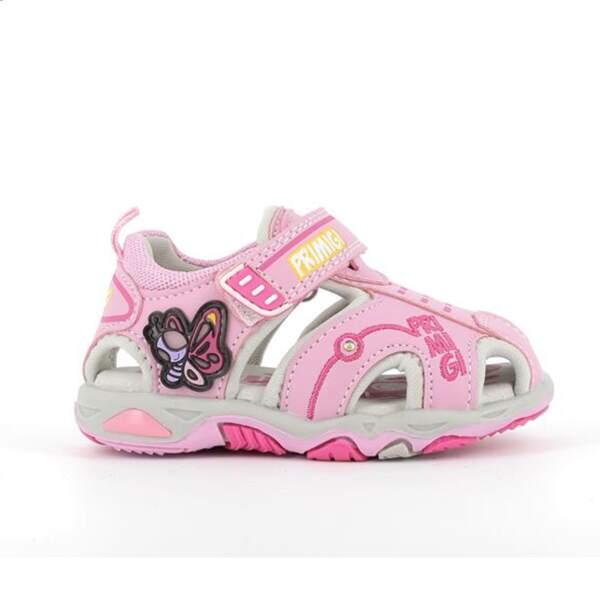 Baby Active Pink Sandal Primigi