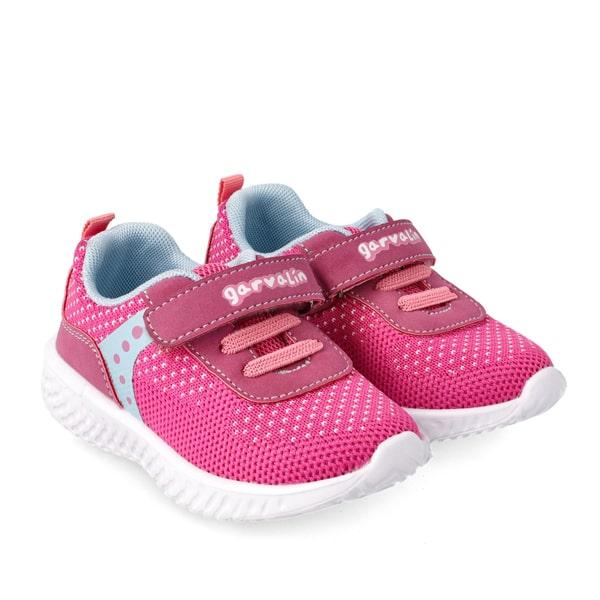 Light Garvalin Trainer Pink