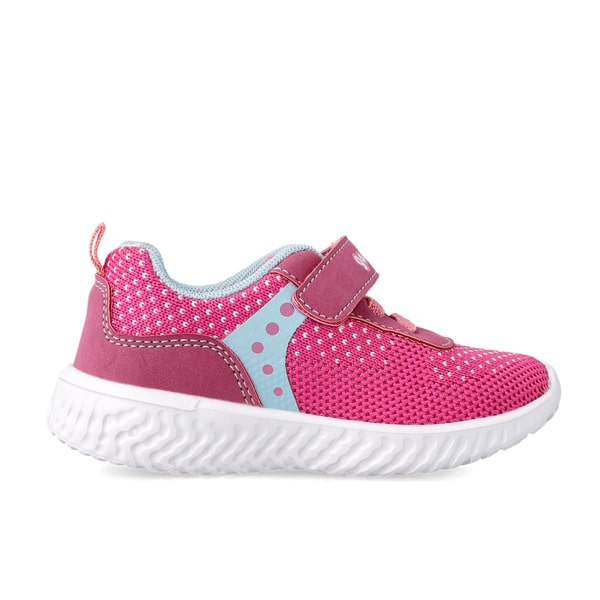 Light Garvalin Trainer Pink