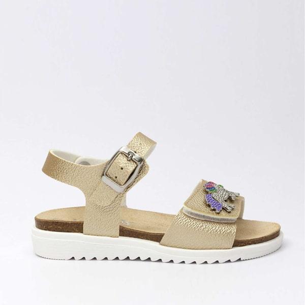 Unicorn Sandal Gold Lellli Kelly