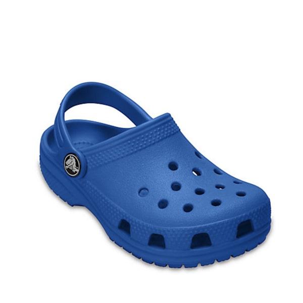 Royal Blue Crocs