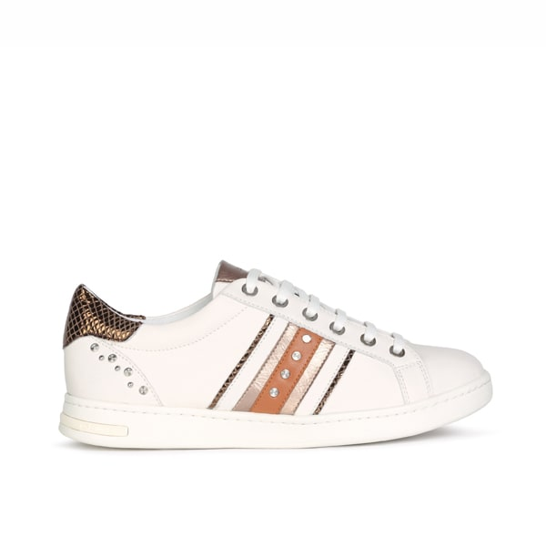 D Jaysen Off White Brown Geox