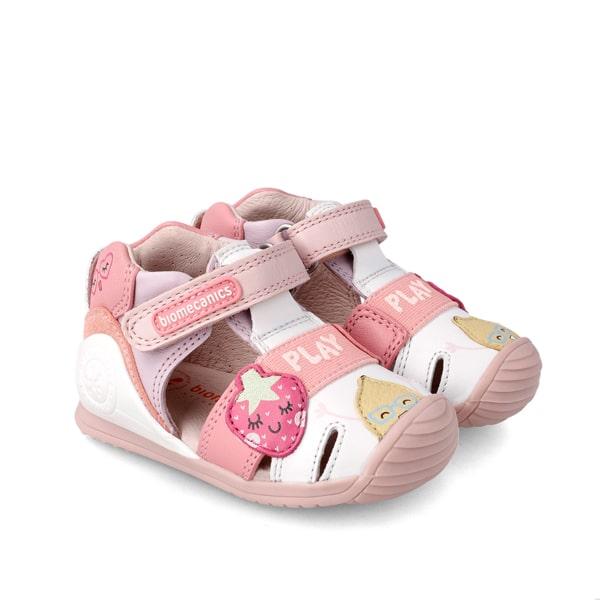 Multi Closed Toe Sandal Biomechanics
