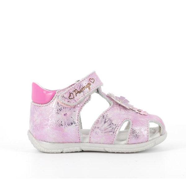 Pink Close Toe Sandal Primigi