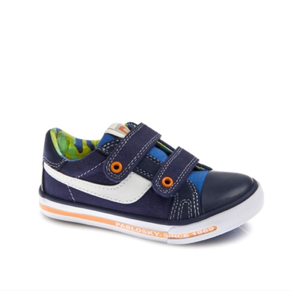 Canvas Navy Junior Pablosky