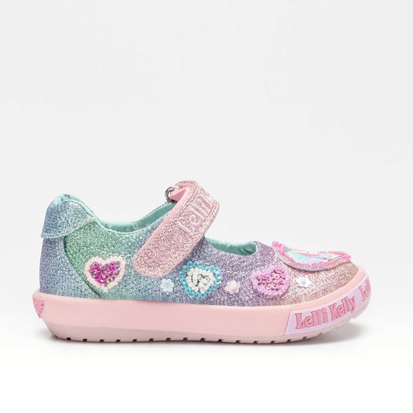 Gem Multi Glitter Baby Lellli Kelly