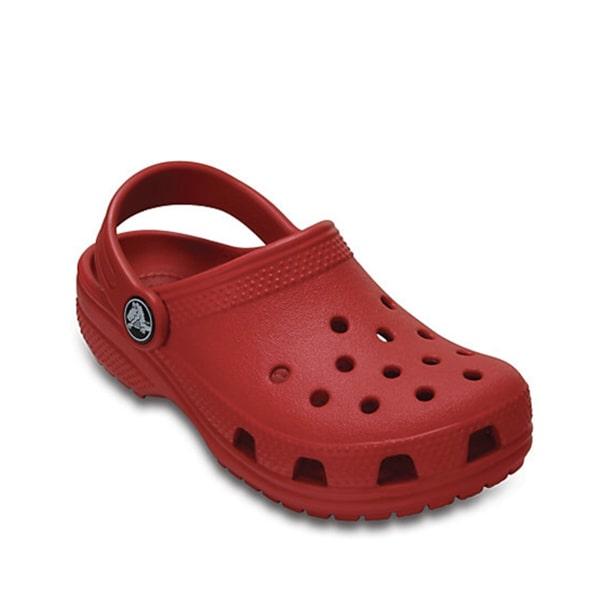 Classic Red Croc