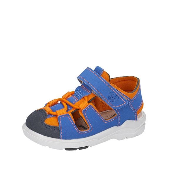 Gery Closed Toe Sandal Royal Blue Ricosta