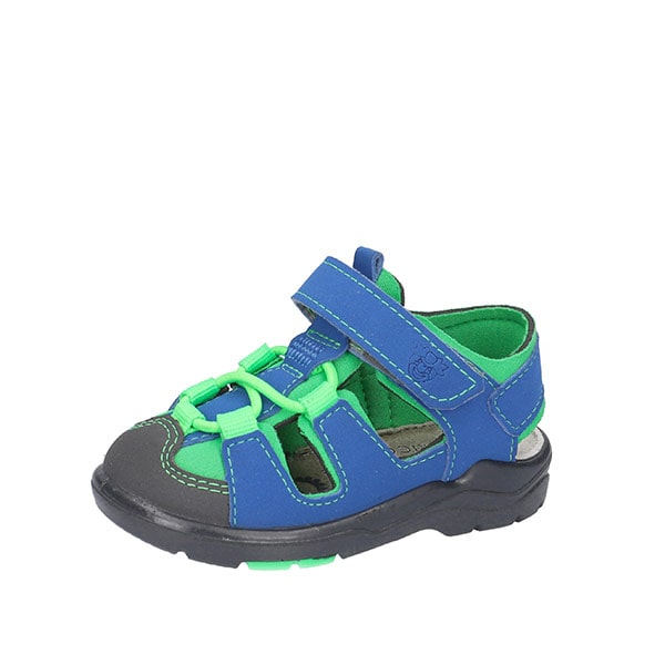 Gery Blue Green Closed Toe Sandal Ricosta