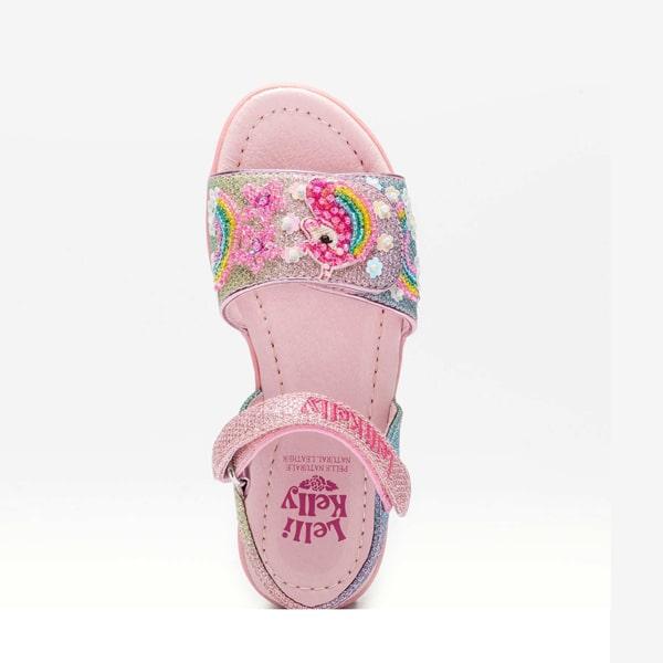 Treasure Multi Glitter Sandal Lellli Kelly