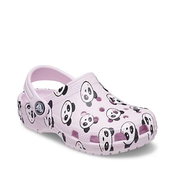Panda Crocs