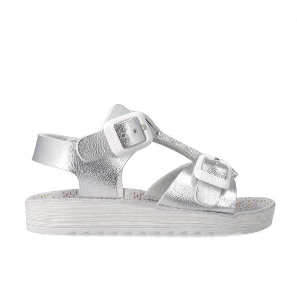 Silver Glitter Sandal Garvalin
