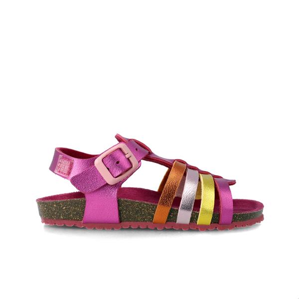 Pink Multi Sandal Agatha