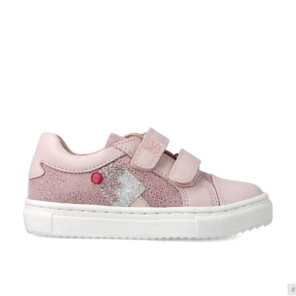 Pink Leather Garvalin