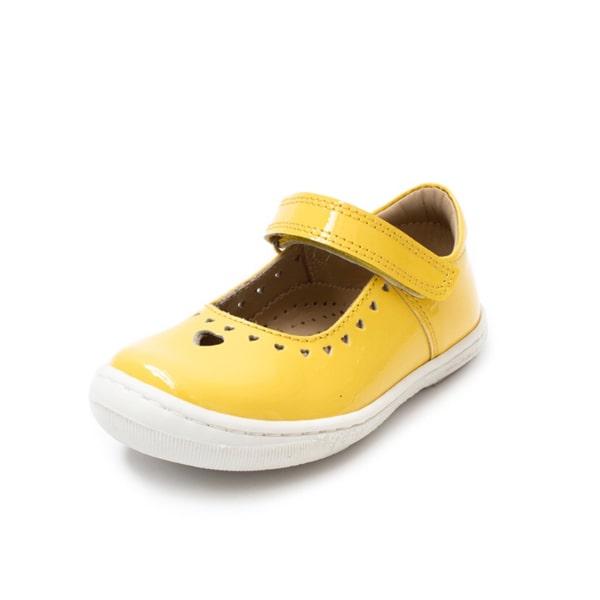 Mila Yellow Mary Jane Petasil