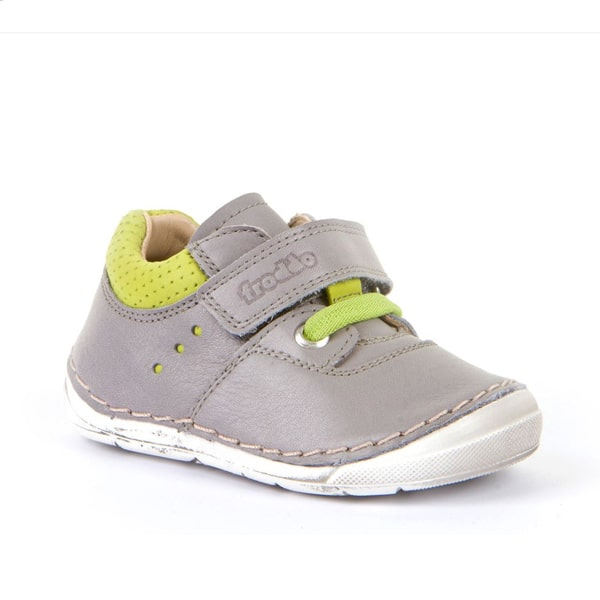 Light Grey Leather Shoe Froddo
