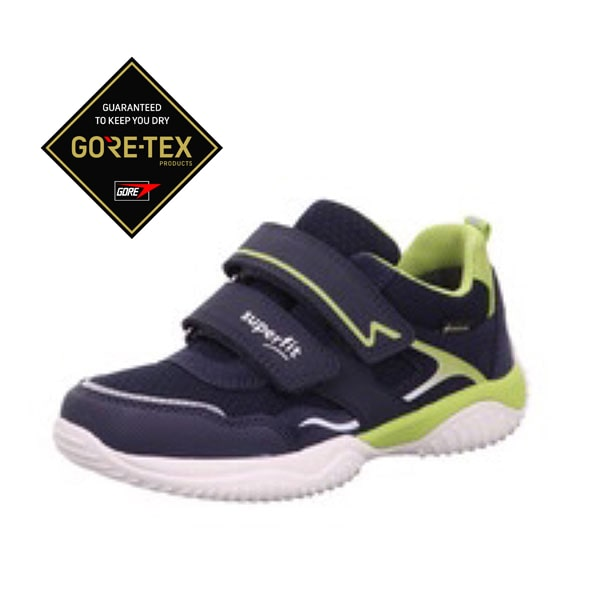 Navy Lime Superfit