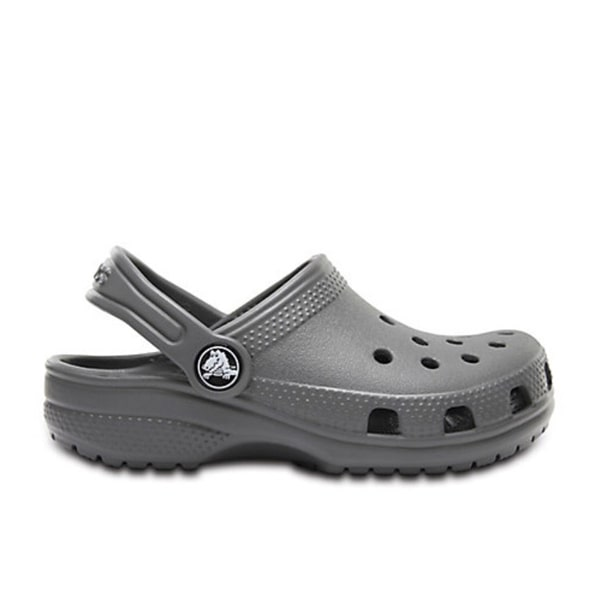 Grey Classic Croc
