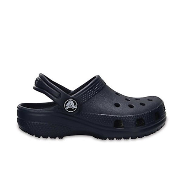 Navy Croc