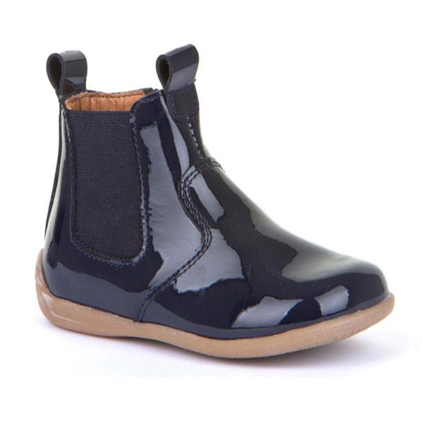 Blue Patent Boot Froddo