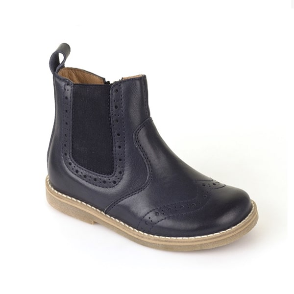 Navy Leather Froodo