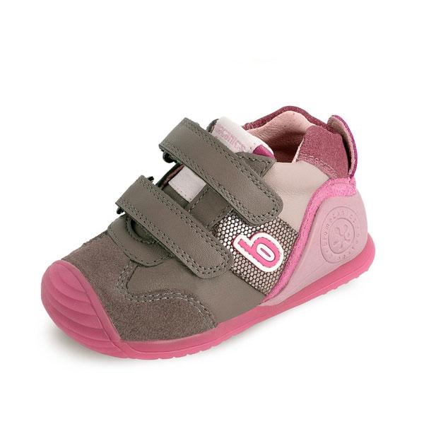 Grey/Pink Baby Biomecanics